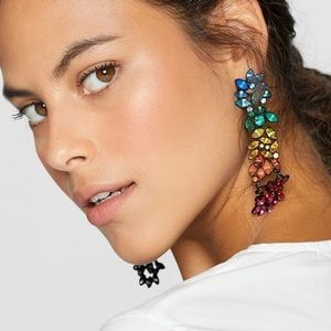 COMING SOON! Rainbow Drop Earrings